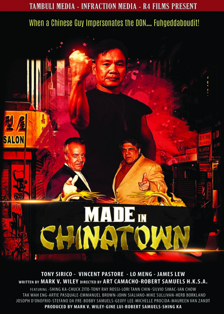 Made in Chinatown - Fan Art - Reese Tanaka