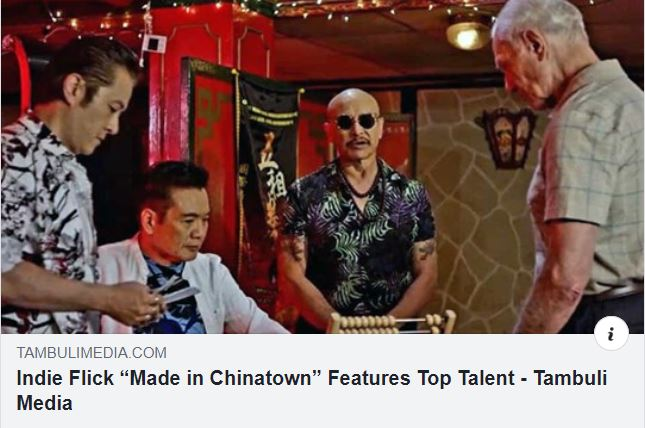 Indie Flick Made in Chinatown